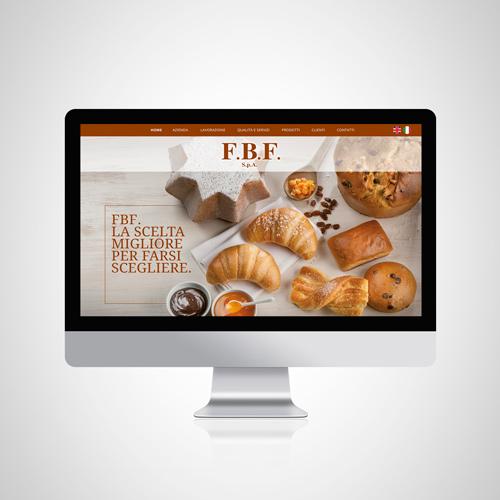 Sito web FBF