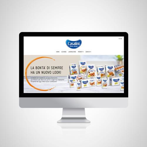 Sito web Casalini