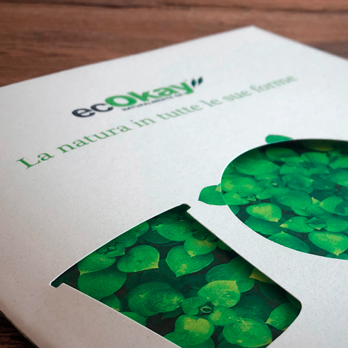 progetto ecOkay di Isap Packaging