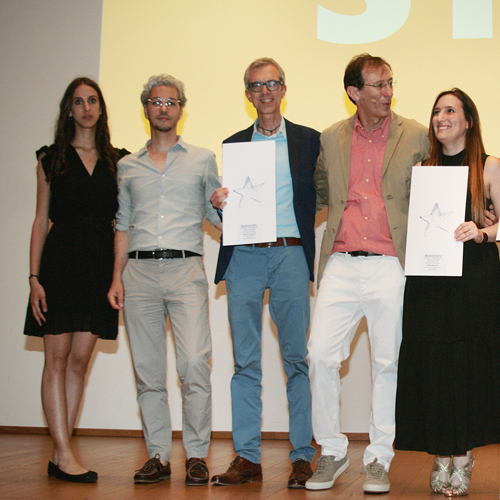 Premiazione Mediastar 2019